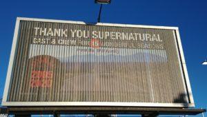 Фанаты оригинально поблагодарили команду «Сверхъестественного»